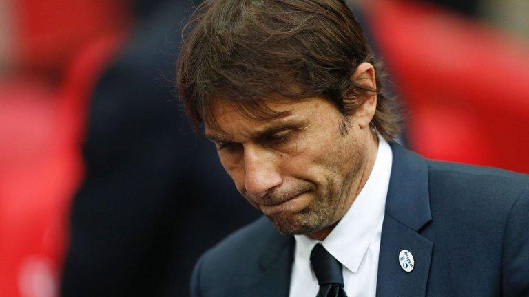 Thách thức đang chờ đón Conte