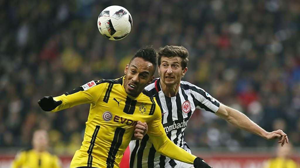 Cúp QG là cơ hội để Eintracht Frankfurt và Dortmund giải cơn khát danh hiệu
