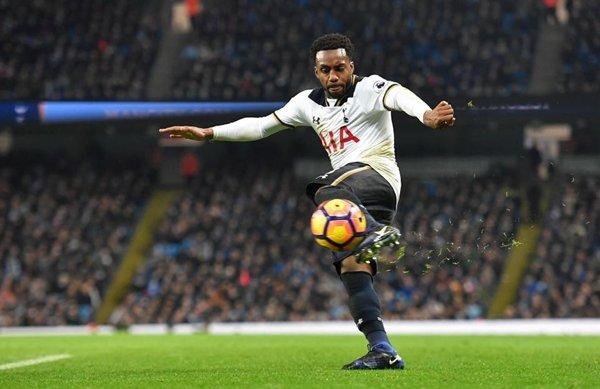 Danny Rose là cầu thủ khác của Tottenham mà M.U muốn sở hữu