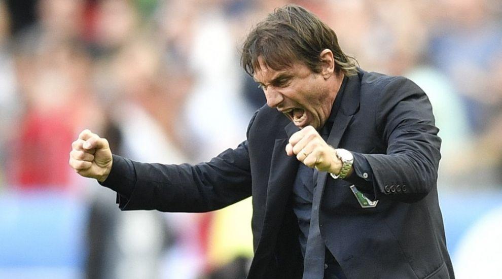 Conte đã có một mùa giải xuất sắc