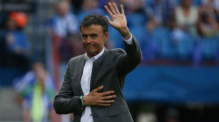 Luis Enrique nói ông tự đưa ra quyết định chia tay Barca