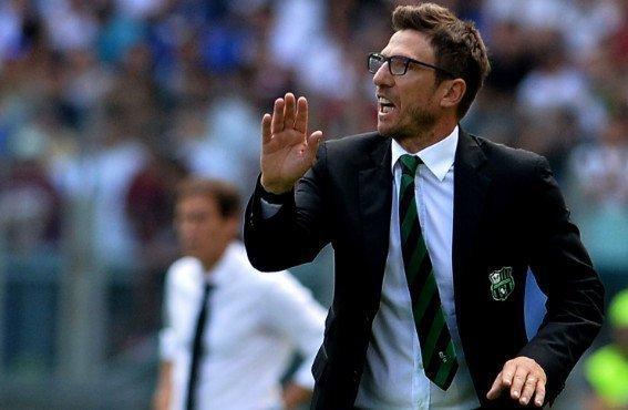 Eusebio Di Francesco là ứng cử viên số 1 thay thế Luciano Spalletti tại Roma