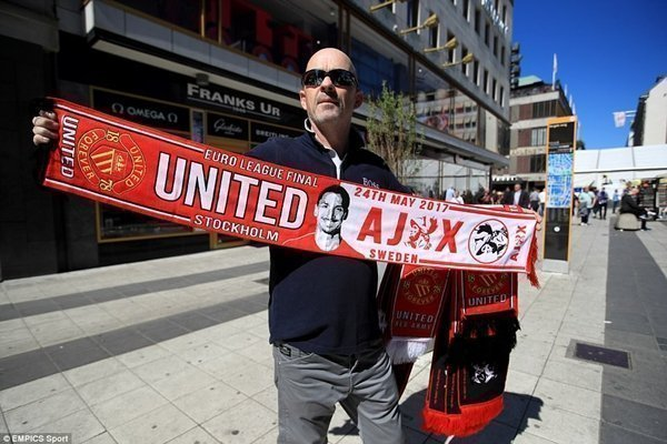 Một fan ruột của Zlatan Ibrahimovic