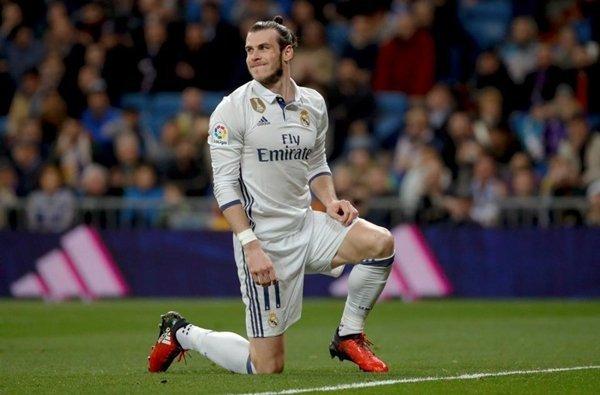 M.U theo đuổi chữ ký của Gareth Bale từ lâu