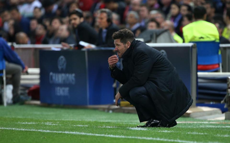 Sau nhiều năm làm việc tại Atletico, Simeone vẫn không thay đổi triết lý xây dựng đội hình