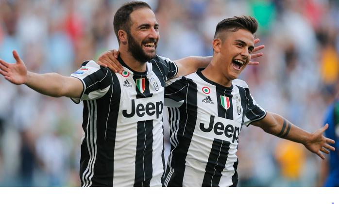 Higuain và Dybala sẽ góp mặt trong trận hạ màn Serie A của Juventus