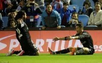 Ronaldo tỏa sáng, Real Madrid rất gần ngôi vương