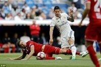 Real Madrid đã có quyết định về số phận của James Rodriguez