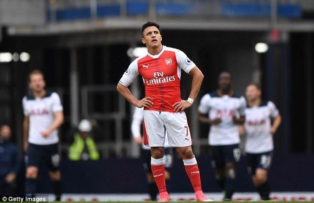 Nỗi thất vọng của Alexis
