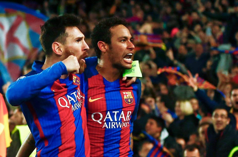 """Messi và Neymar là những cầu thủ quan trọng nhất của Barcelona, một """"quyền lực đen"""" ở Nou Camp"""