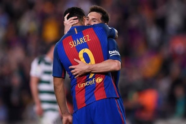 Đây là lần thứ tư Messi giành danh hiệu Pichichi