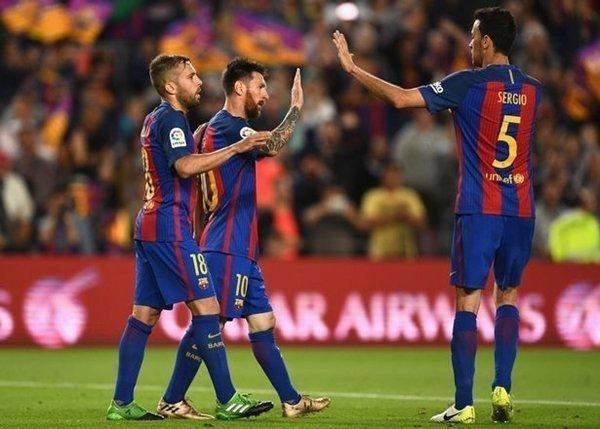 Lionel Messi khép lại mùa giải năm nay với 37 bàn tại La Liga
