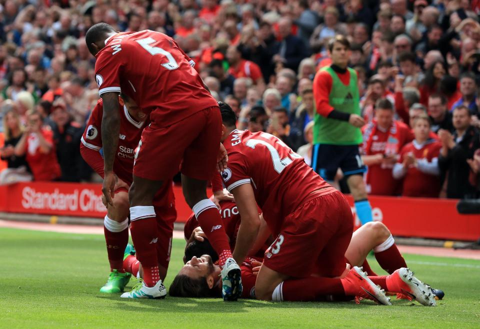Họ đã giành vé trở lại Champions League sau 3 năm