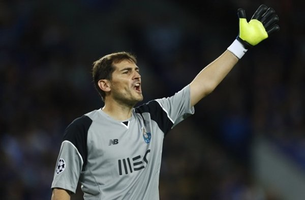 Liverpool dẫn đầu trong cuộc đua lấy chữ ký của Iker Casillas