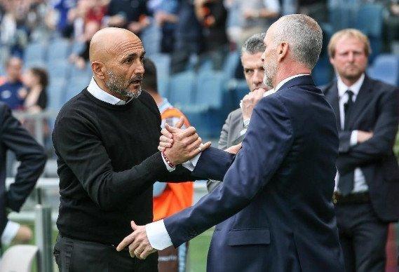 Sau khi sa thải Stefano Pioli, Inter chọn Luciano Spalletti lên thay thế