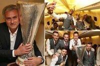 M.U áp đảo Đội hình xuất sắc nhất Europa League