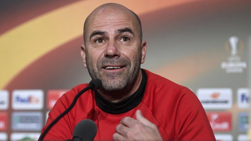 HLV của Ajax, Peter Bosz