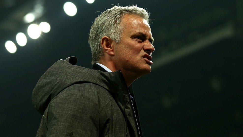 Mourinho của Man United