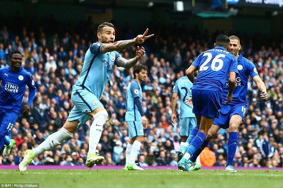 Man City đang đứng thứ 3 trên bảng xếp hạng