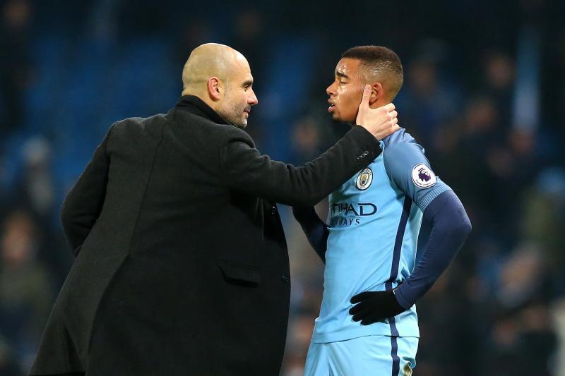 Gabriel Jesus là niềm hy vọng của Man City ở mùa giải tới