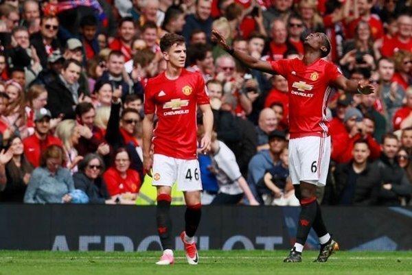 Pogba muốn tặng bàn thắng cho người cha quá cố - ông Fassou Antoine Pogba mới qua đời hồi tuần trước