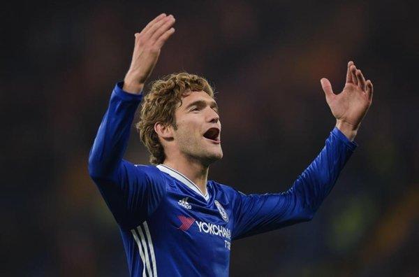 Marcos Alonso là ngôi sao khác người Tây Ban Nha ghi bàn cho Chelsea ở mùa giải năm nay