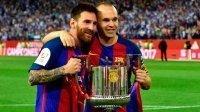 Barcelona giành Cúp Nhà vua Tây Ban Nha: Alaves không thể đấu Messi
