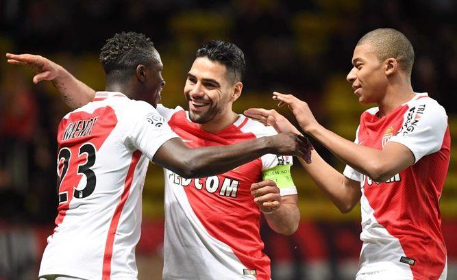 Monaco đứng trước cơ hội lớn vô địch Ligue 1 lần đầu tiên sau 17 năm
