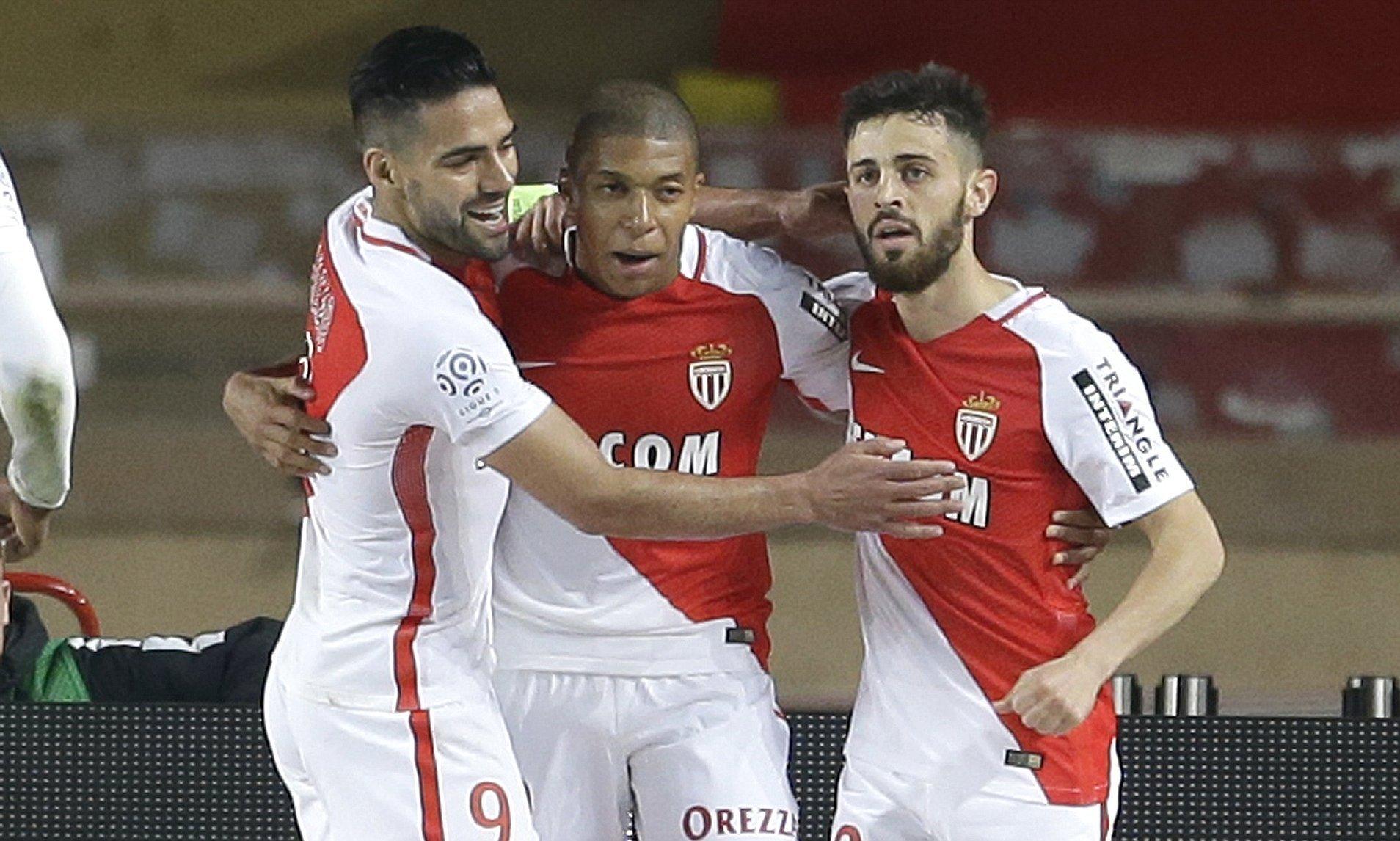Monaco hướng đến chiến thắng tưng bừng để ăn mừng chức vô địch Ligue 1