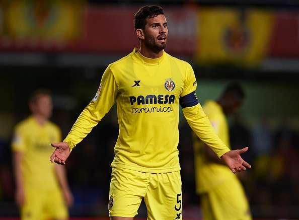 Musacchio là thủ quân của Villarreal trong mùa giải trước