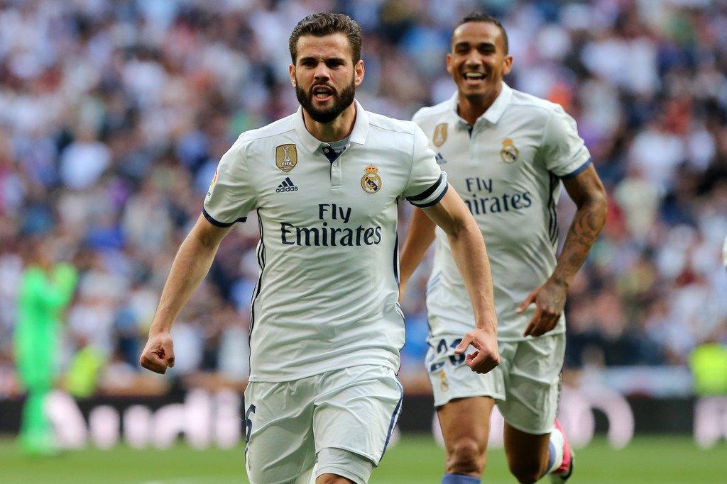 Quyết định khôn ngoan của Nacho mang về bàn mở tỷ số cho Real Madrid