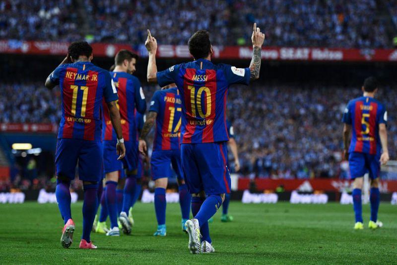 Messi và các trụ cột trong đội từ lâu đã không hoàn toàn hài lòng với Enrique
