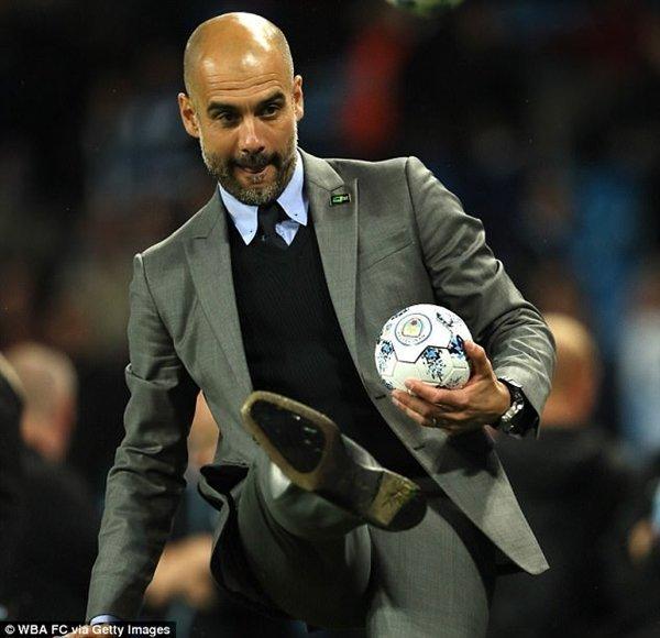 Pep Guardiola dự định mang về Etihad thêm 5 cầu thủ mới trong mùa hè