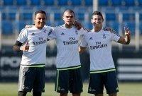 James Rodriguez và Pepe rủ nhau gia nhập Inter