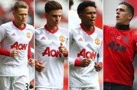 M.U trình làng đội hình trẻ nhất lịch sử tại Premier League