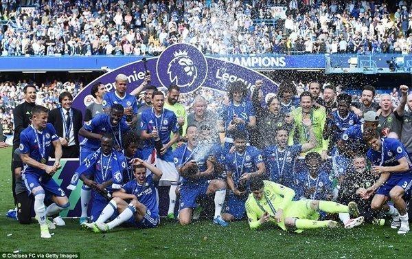 Chức vô địch giúp Chelsea kiếm được 152,8 triệu bảng