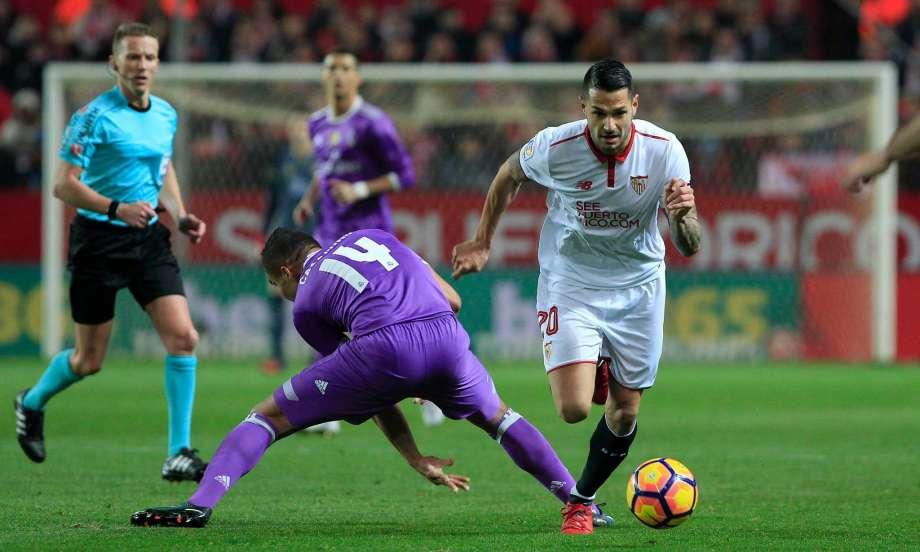 Real Madrid không được phép mất điểm ở trận đấu với Sevilla