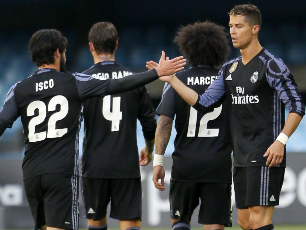 Real Madrid đã tiến rất gần đến Ngai vàng