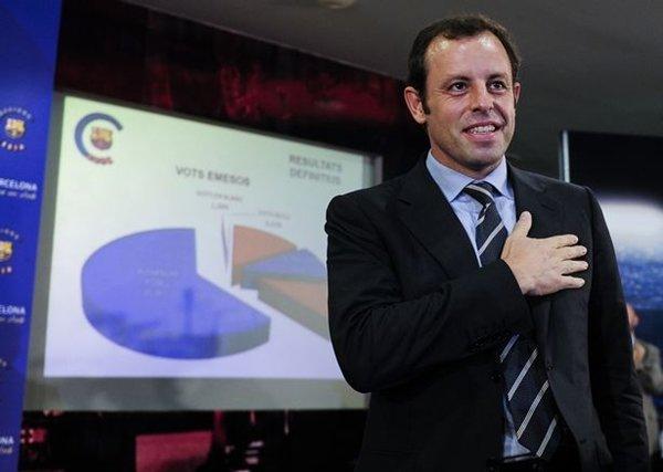 Cựu Chủ tịch Barcelona, Sandro Rosell bị cảnh sát bắt vì nghi án rửa tiền