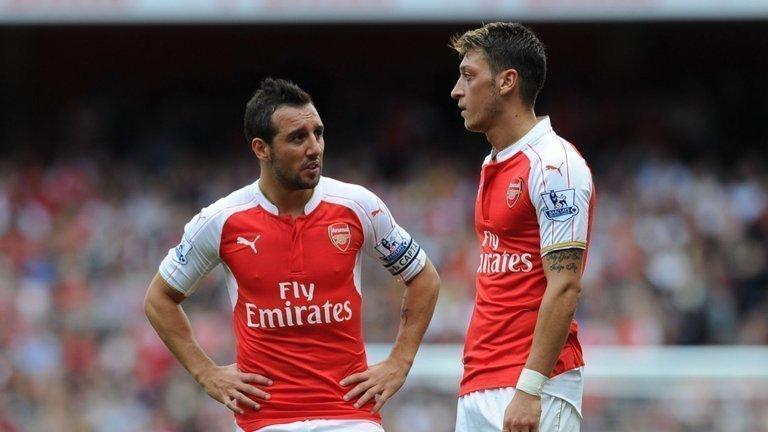 Mất Cazorla là tổn thất lớn cho Arsenal