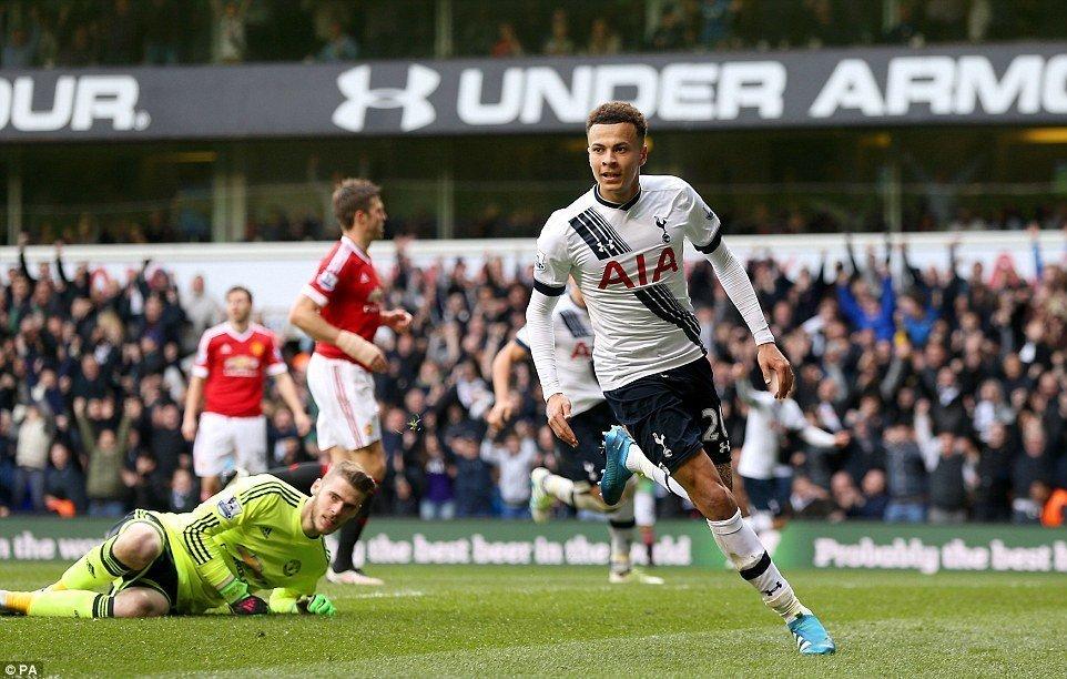 Tottenham chưa thua trên sân nhà ở mùa này