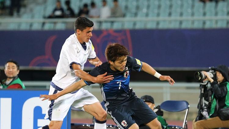 Hòa 2-2 là đủ để U20 Nhật Bản và U20 Italia dắt tay nhau đi tiếp