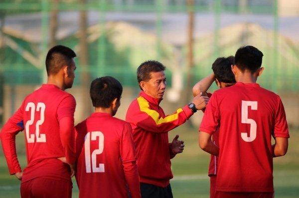 HLV Hoàng Anh Tuấn khẳng định U20 New Zealand không quá ghê gớm.