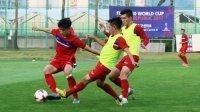 """U20 Việt Nam sẵn sàng cho cuộc """"dạo chơi"""" tại VCK U20 World Cup 2017"""