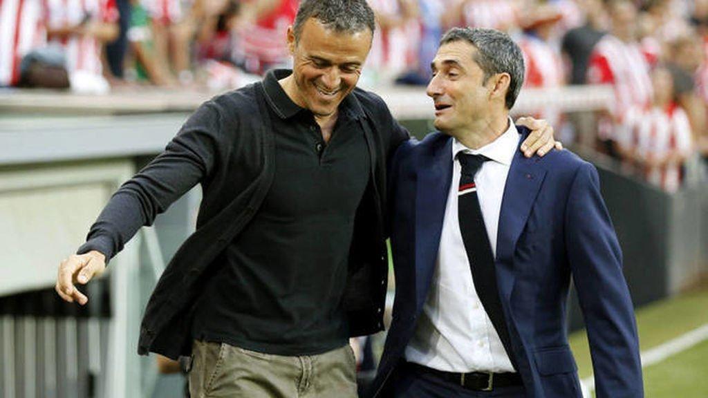 Ông kế nhiệm vị trí của Luis Enrique với kỳ vọng lớn về việc đưa Barca trở lại thống trị châu Âu và thế giới