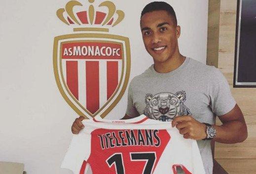 Youri Tielemans quyết định đầu quân cho nhà vô địch Ligue 1, Monaco