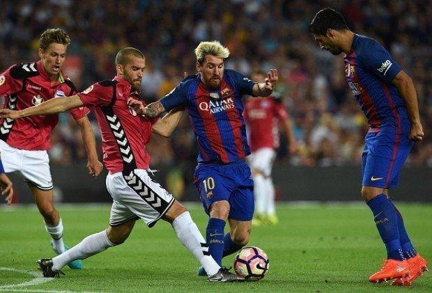 Barca vs Alave ngày 28/5/2017 vòng chung kết giải Cúp Nhà vua Tây Ban Nha