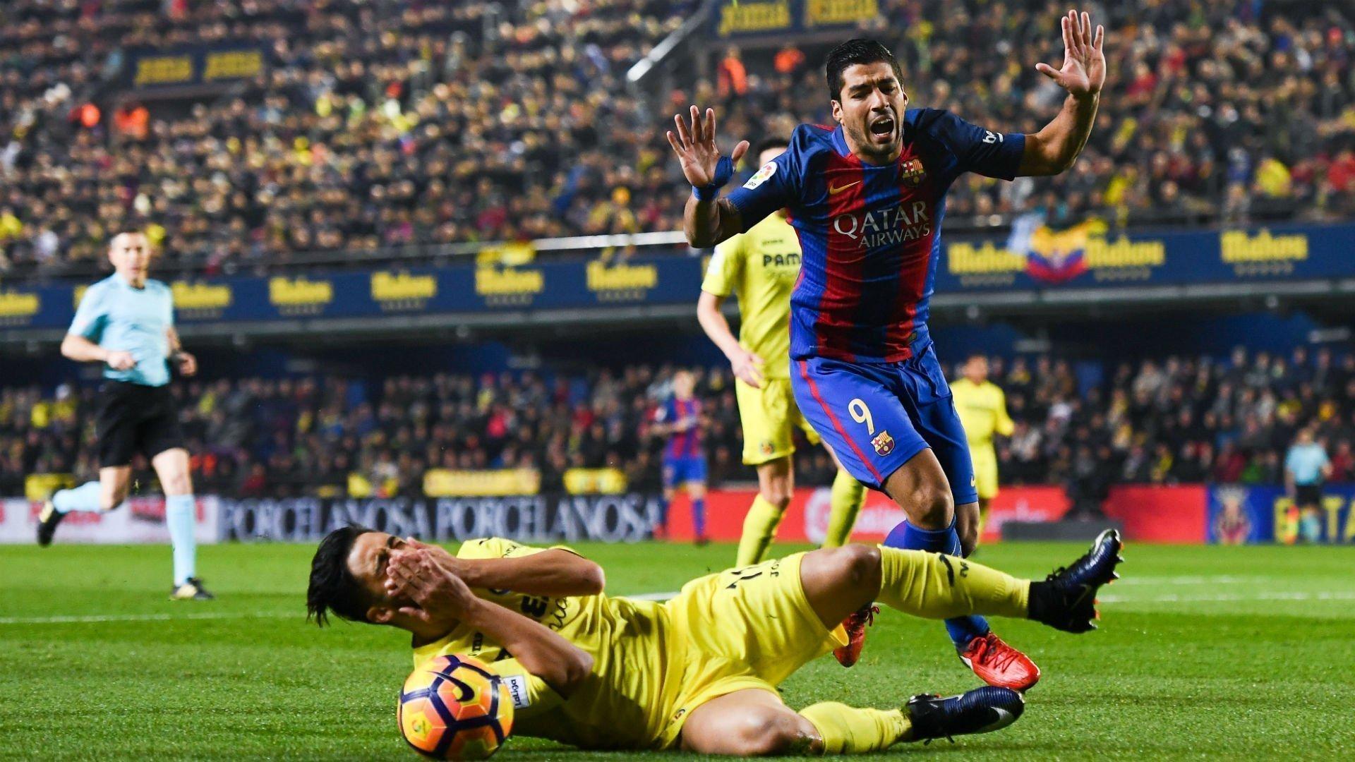 Barcelona - Villarreal  ngày 6/5/2017  giải VĐQG Tây Ban Nha  La Liga