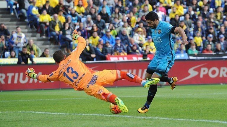 Barcelona vs Las Palmas vòng 37 giải VĐQG Tây Ban Nha  La Liga