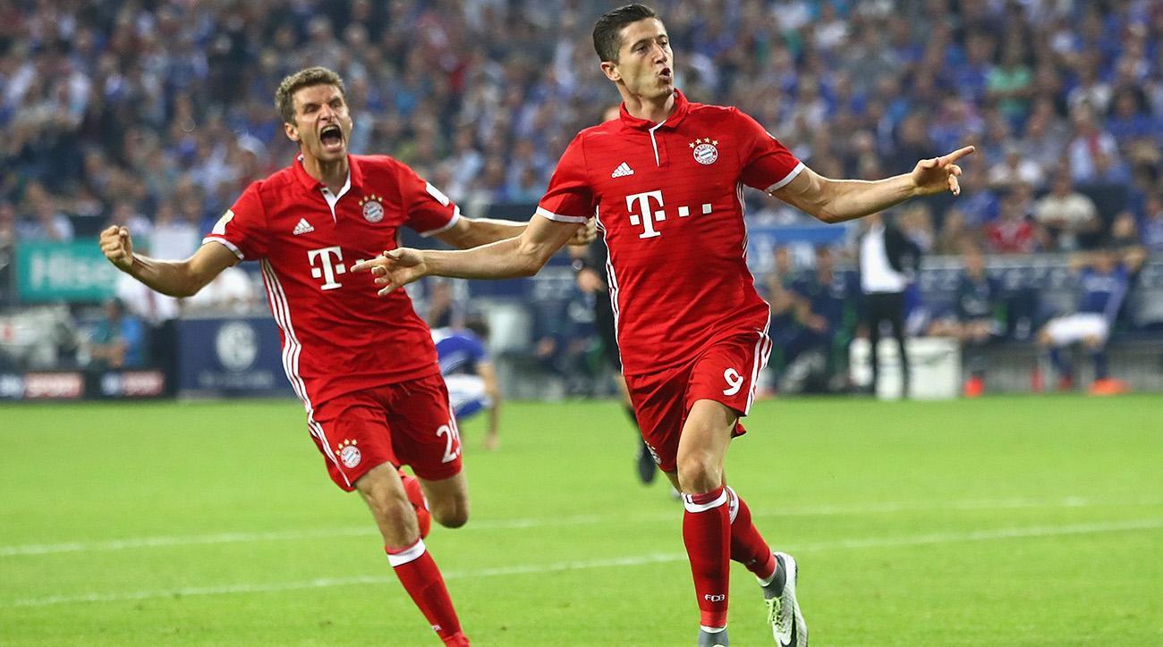 Bayern Munich vs Leipzig vòng 33 giải bóng đá VĐQG Đức Bundesliga